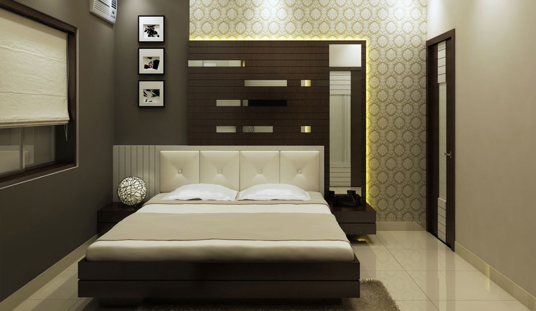 Bed room interior designer in pitampura